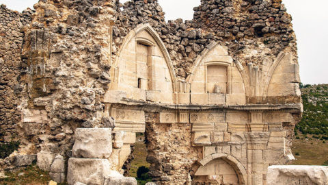 El monasterio de Nuestra Señora de los Ángeles en Toloño